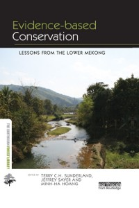 Cover Evidence-based Conservation