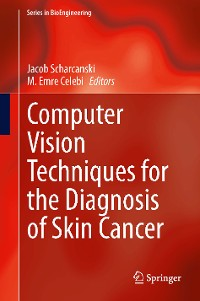Cover Computer Vision Techniques for the Diagnosis of Skin Cancer