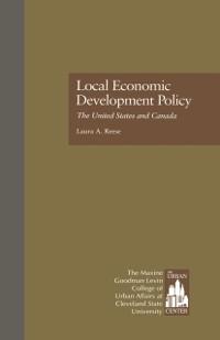 Cover Local Economic Development Policy