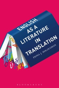 Cover English as a Literature in Translation