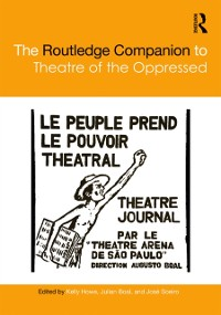 Cover Routledge Companion to Theatre of the Oppressed