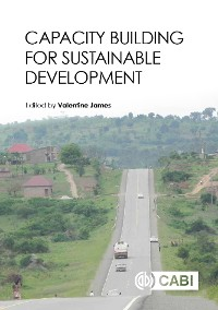 Cover Capacity Building for Sustainable Development