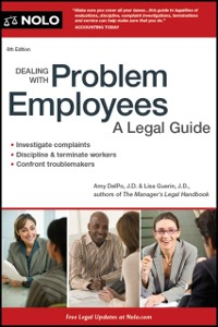 Cover Dealing With Problem Employees