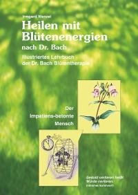 Cover Heilen mit Blütenenergien nach Dr. Bach