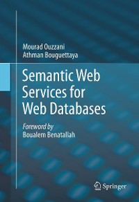 Cover Semantic Web Services for Web Databases