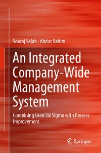 Cover An Integrated Company-Wide Management System