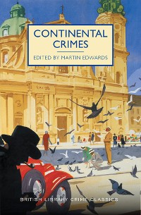 Cover Continental Crimes