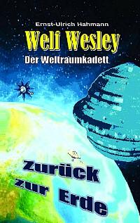 Cover Welf Wesley - Der Weltraumkadett