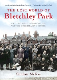 Cover Lost World of Bletchley Park