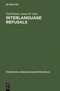 Cover Interlanguage Refusals
