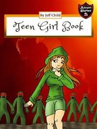 Cover Teen Girl Book
