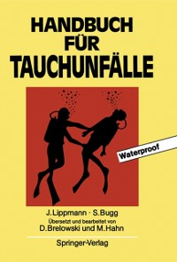 Cover Handbuch fur Tauchunfalle