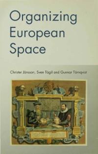 Cover Organizing European Space