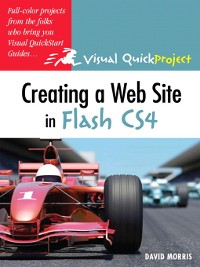 Cover Creating a Web Site with Flash CS4 Professional