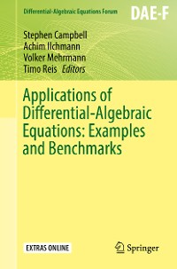 Cover Applications of Differential-Algebraic Equations: Examples and Benchmarks