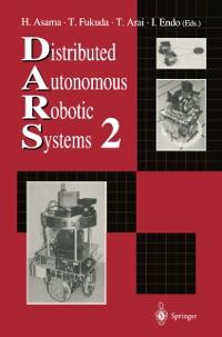 Cover Distributed Autonomous Robotic Systems 2