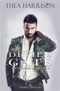 Cover Devil's Gate: Edizione italiana