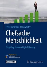 Cover Chefsache Menschlichkeit