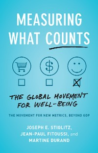 Cover Measuring What Counts