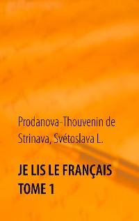Cover Je lis le français Tome 1