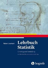 Cover Lehrbuch Statistik