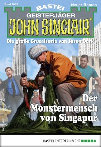 Cover John Sinclair 2075 - Horror-Serie