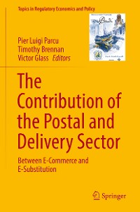 Cover The Contribution of the Postal and Delivery Sector