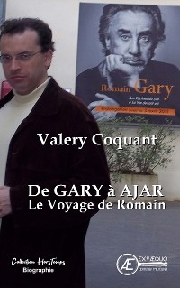 Cover De Gary à Ajar, le voyage de Romain