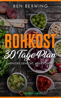 Cover Rohkost 30 Tage Plan