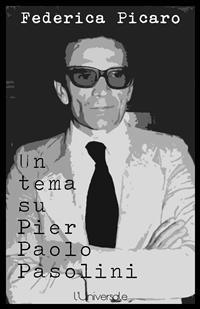 Cover Un tema su Pier Paolo Pasolini