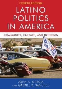 Cover Latino Politics in America