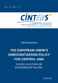 Cover The European Union's Democratization Policy for Central Asia
