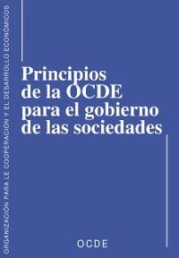 Cover Principios de la OCDE para el gobierno de las sociedades
