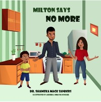 Cover Milton Says No More