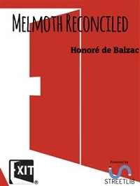 Cover Melmoth Reconciled