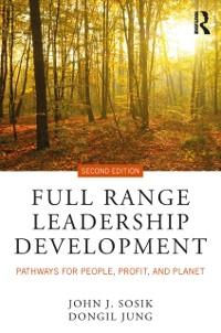 Cover Full Range Leadership Development