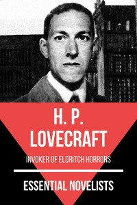Cover Essential Novelists - H. P. Lovecraft
