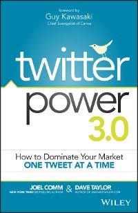 Cover Twitter Power 3.0