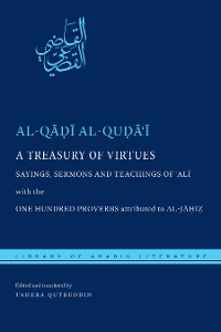 Cover A Treasury of Virtues