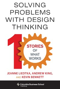 Cover Solving Problems with Design Thinking