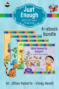Cover Just Enough Series Ebook Bundle