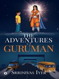 Cover The adventures of Guruman