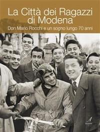 Cover La Città dei Ragazzi di Modena