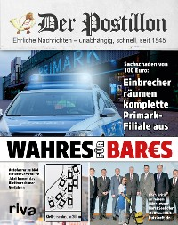 Cover Der Postillon