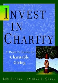 Cover Invest in Charity