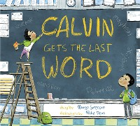 Cover Calvin's Last Word