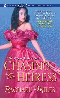 Cover Chasing the Heiress