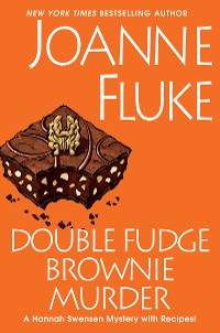 Cover Double Fudge Brownie Murder
