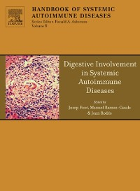 Cover Digestive Involvement in Systemic Autoimmune Diseases