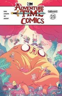 Cover Adventure Time Comics #23